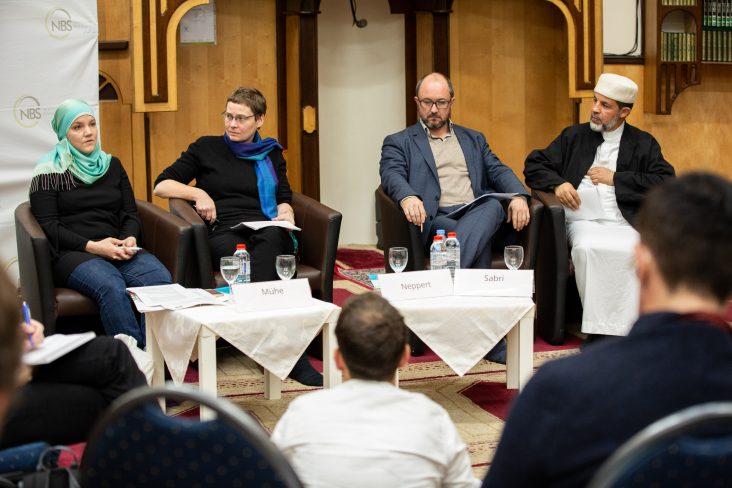 Medientour zu Berliner Moscheegemeinden