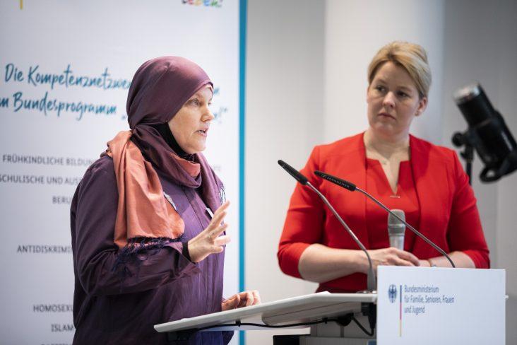 """CLAIM ist Teil des Kompetenznetzes """"Islam- und Muslimfeindlichkeit"""""""