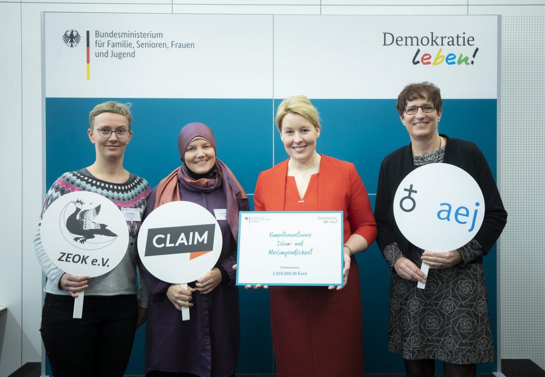 Was wir tun / CLAIM - Allianz gegen Islam- und Muslimfeind