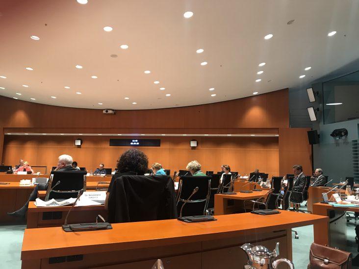 Stellungnahme zum Kabinettausschuss zur Bekämpfung von Rechtsextremismus und Rassismus