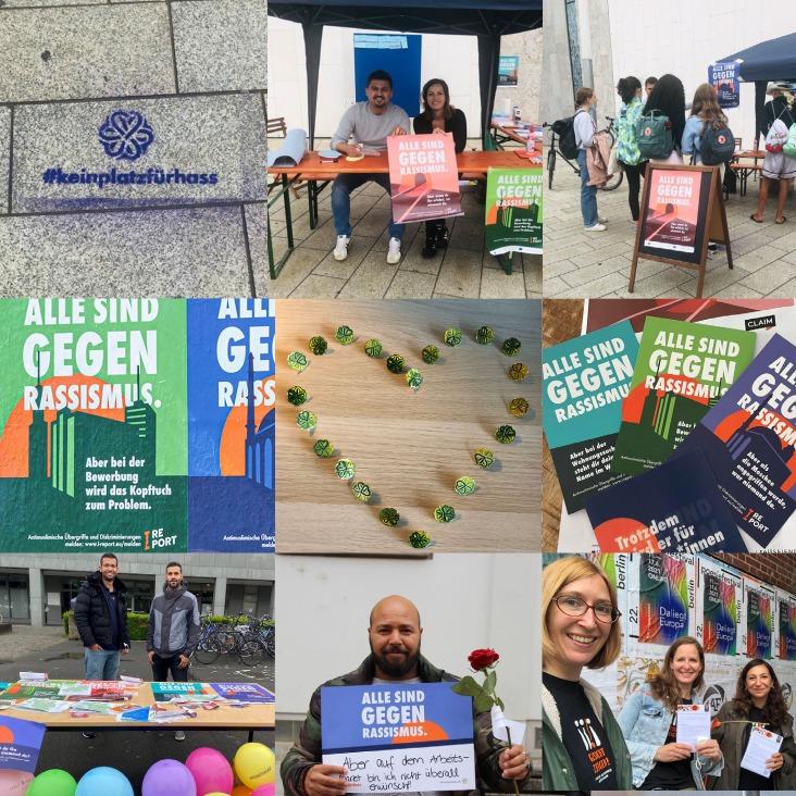 #KeinPlatzfürHass – Aktionswoche gegen antimuslimischen Rassismus 2021